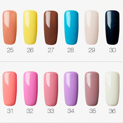 Gel Nail Polish Kit | VAHL
