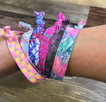 Lilly Inspired Hair Ties - 6 pack | VAHL