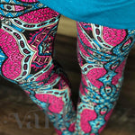 Misses Mosaic Leggings : Lisa | VAHL