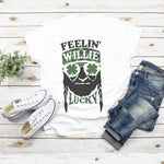 Feelin' Willie Luck Sublimation Transfer | VAHL