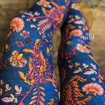 Misses Floral Leggings -  Wide Band : Marti | VAHL