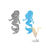 Free Mermaid SVG | VAHL