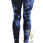 Misses Marble Print Leggings - Yoga Band - Monroe | VAHL
