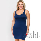 Plus Seamless Extra Long Cami