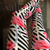 Plus Flamingo Leggings : Patricia