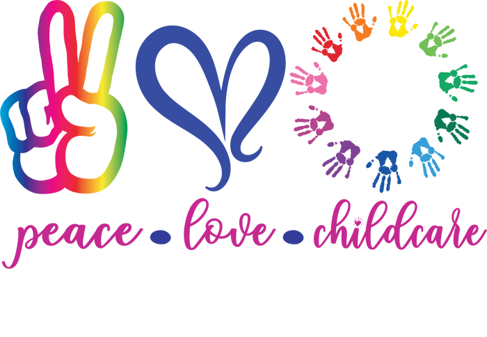 Peace Love Childcare Digital Download