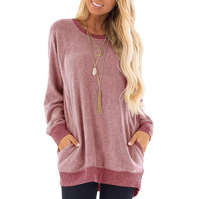 Loose Fit Tunic with Pockets