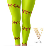 Spandex Softball Leggings | VAHL