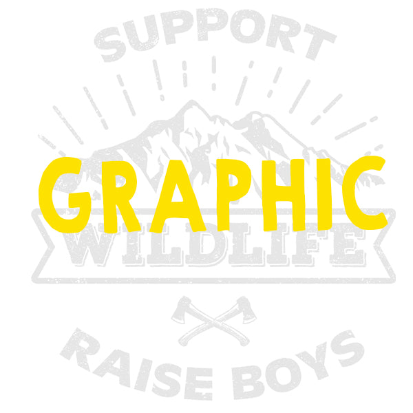 Graphic : Support Wildlife Raise Boys | VAHL