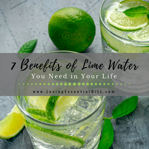 7 Benefits of Lime Water You Need in Your Life