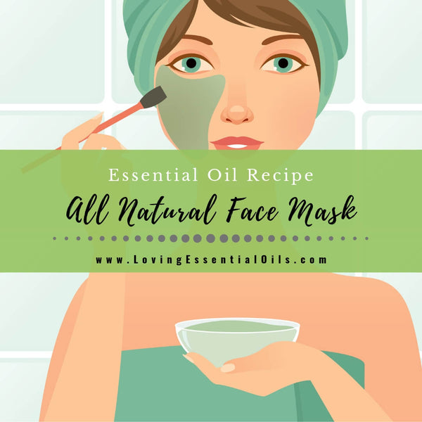 All Natural Face Mask For Smoother Skin