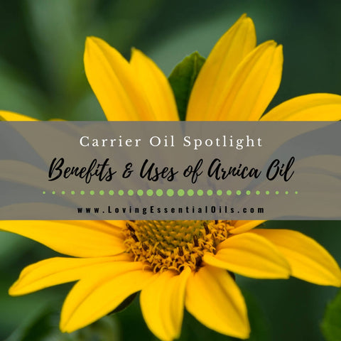 Top 6 Benefits of Arnica Oil & How to Use Safely