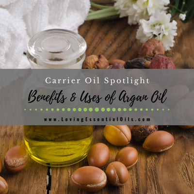 Benefits of Argan Oil for Skin with DIY Recipes - Carrier Oil Spotlight