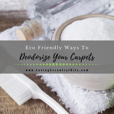Carpet Deodorizer Powder: Simple Ways To Deodorize Your Carpets