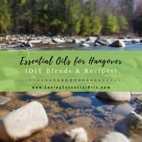 How to Use Essential Oils for Hangover