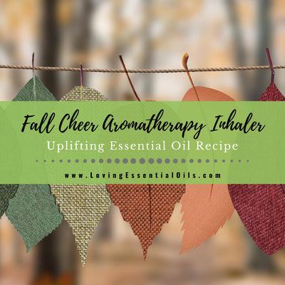 Uplifting Inhaler Blend for Autumn - Fall Cheer