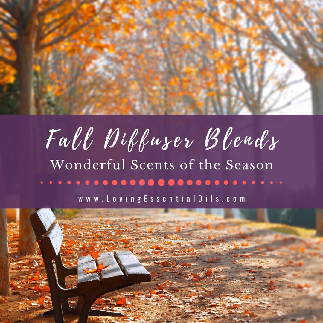 10 Fall Diffuser Blends - Wonderful Scents of the Season!