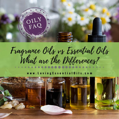 Fragrance Oil vs Essential Oil - What is the Difference?