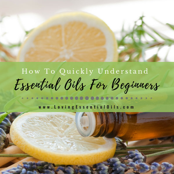 How To Quickly Understand Essential Oils For Beginners