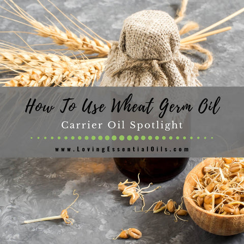 How To Use Wheat Germ Oil for Scars & Skin