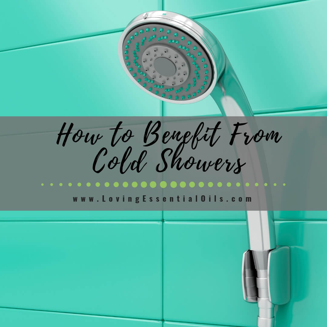 How to Benefit From Cold Showers