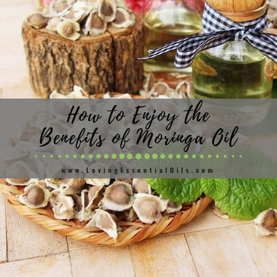 How to Enjoy the Benefits of Moringa Oil