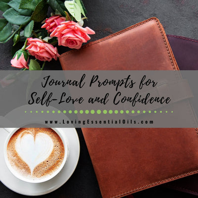 50 Journal Prompts for Self-Love and Confidence
