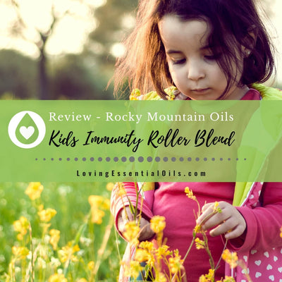 Kids Immunity Essential Oil Roller Blend - Rocky Mountain Oils Review