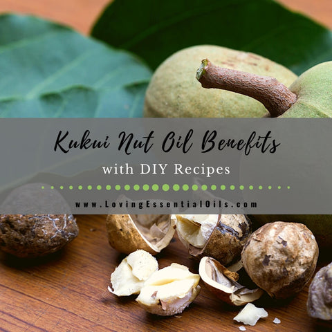Kukui Nut Oil Benefits and DIY Recipes - Carrier Oil Spotlight