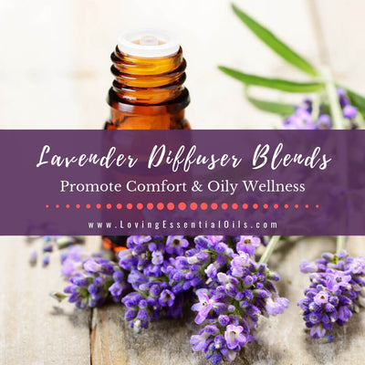 Lavender Diffuser Blends - 10 Calming Essential Oil Recipes