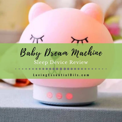 The Baby Dream Machine Review - Pink Noise Machine for Babies