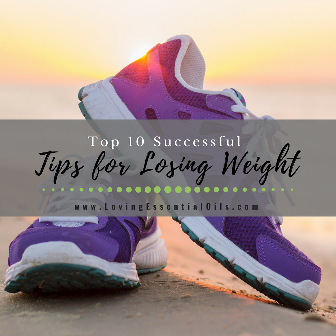 Top 10 Successful Tips for Losing Weight