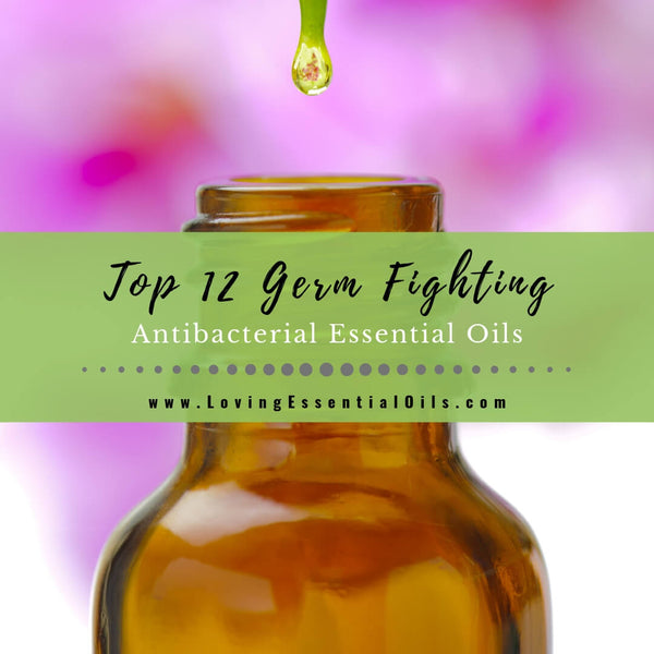 Top 12 Antibacterial Essential Oils