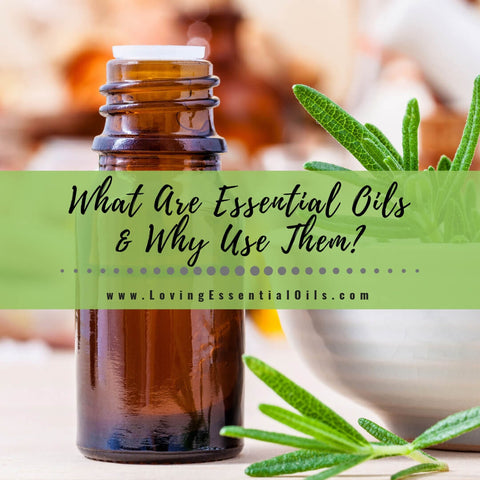 What Are Essential Oils & Why Use Them?