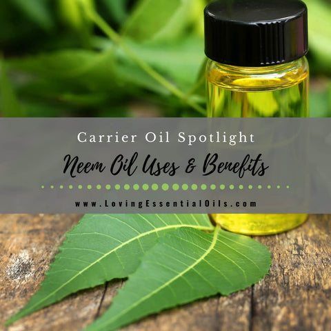 How to Use Neem Oil for Skin - Carrier Oil Spotlight