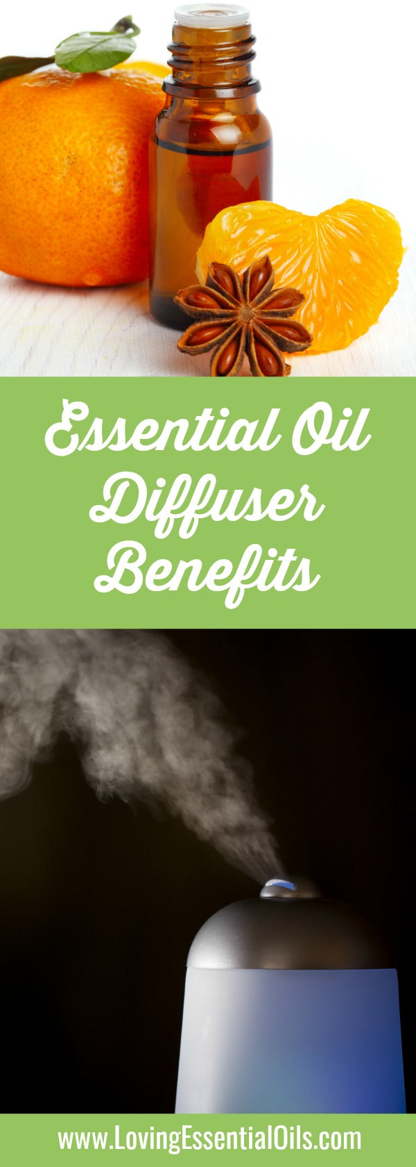 12 Essential Oils Diffuser Benefits