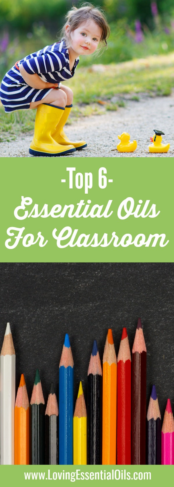Best Essential Oils for school time