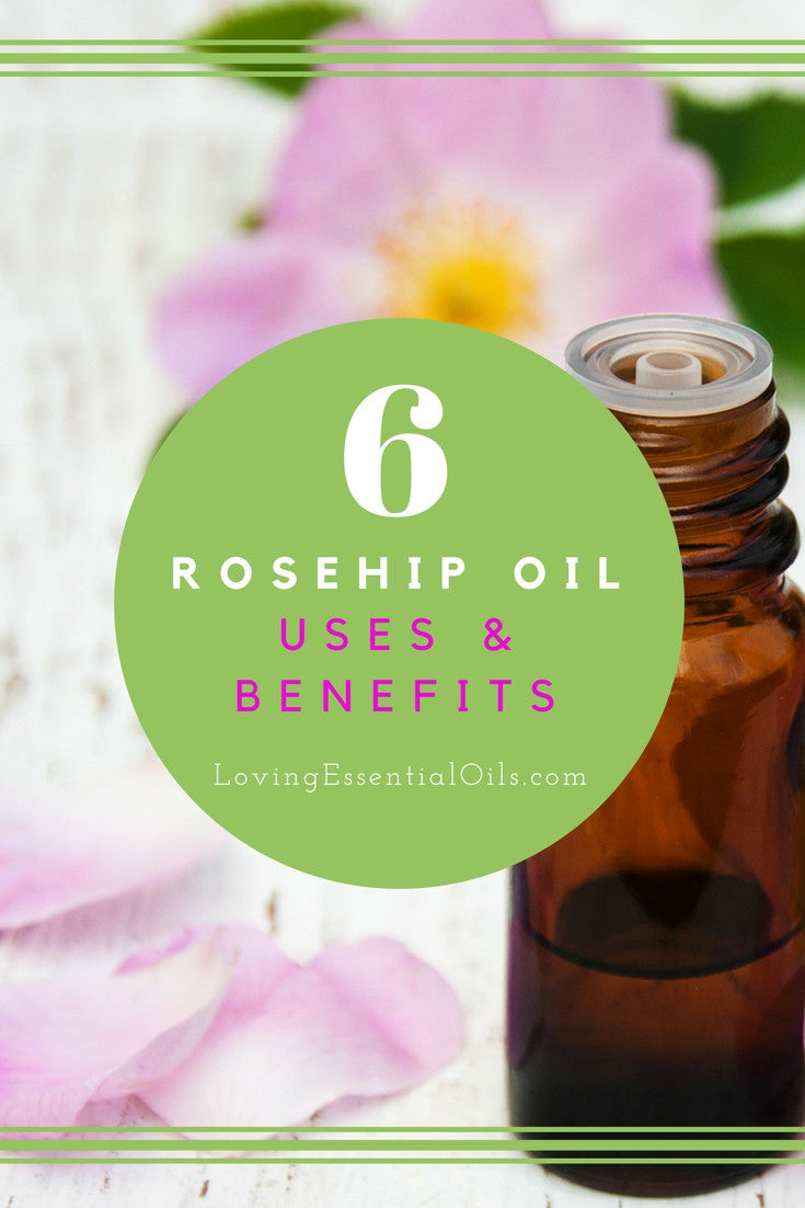 6 Rosehip Oil Uses & Benefits For Skin, Hair, Nails