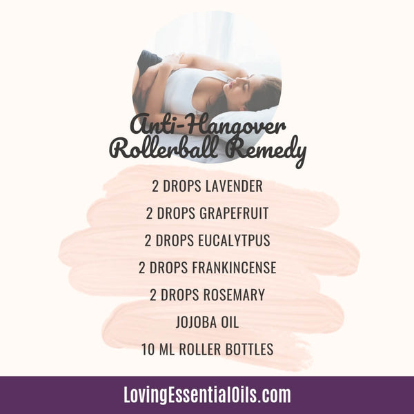 Anti-Hangover Rollerball Remedy by Loving Essential Oils