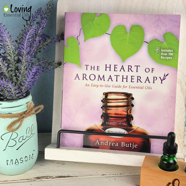 Essential Oil Books That Are Fan Favorites by Loving Essential Oils - The Heart of Aromatherapy