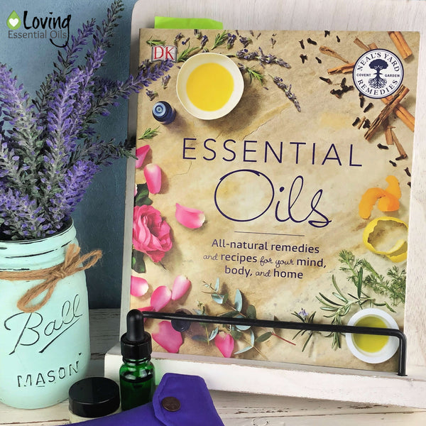 Essential Oil Books That Are Fan Favorites by Loving Essential Oils - Neal's Yard Remedies Book