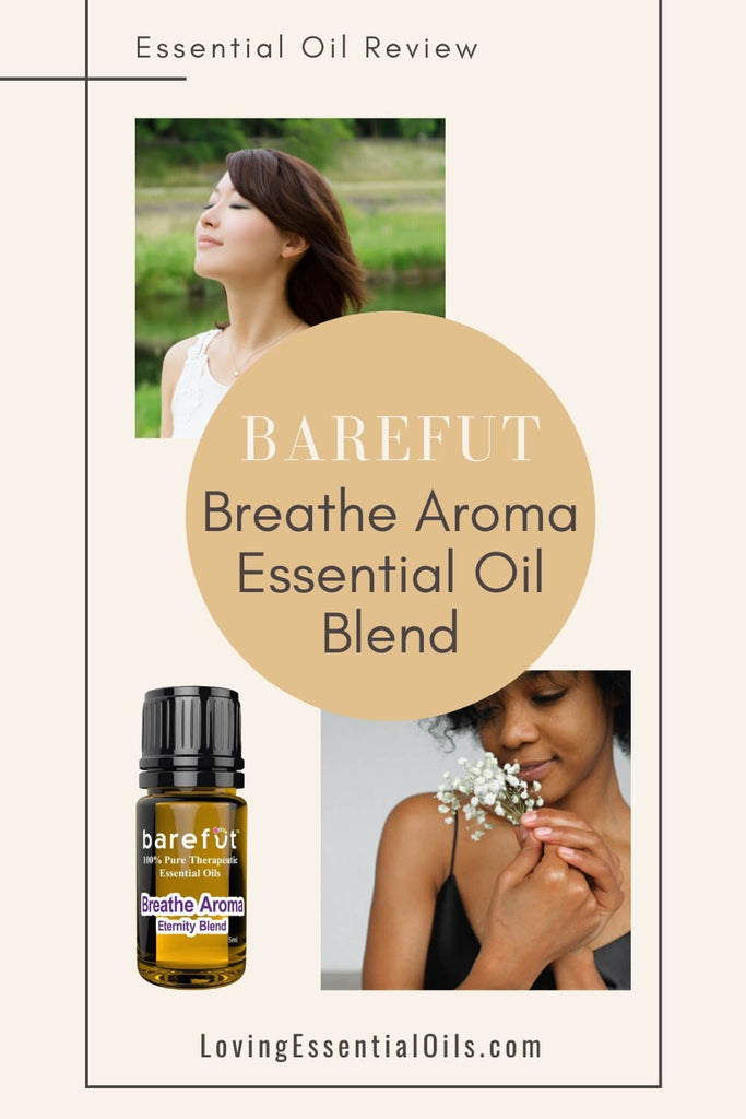 Breathe Essential Oil Blend Recipes by Loving Essential Oils | Learn how to support your respiratory system naturally with oils