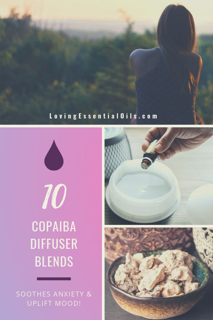 Using Copaiba Essential Oil in Diffusers by Loving Essential Oils