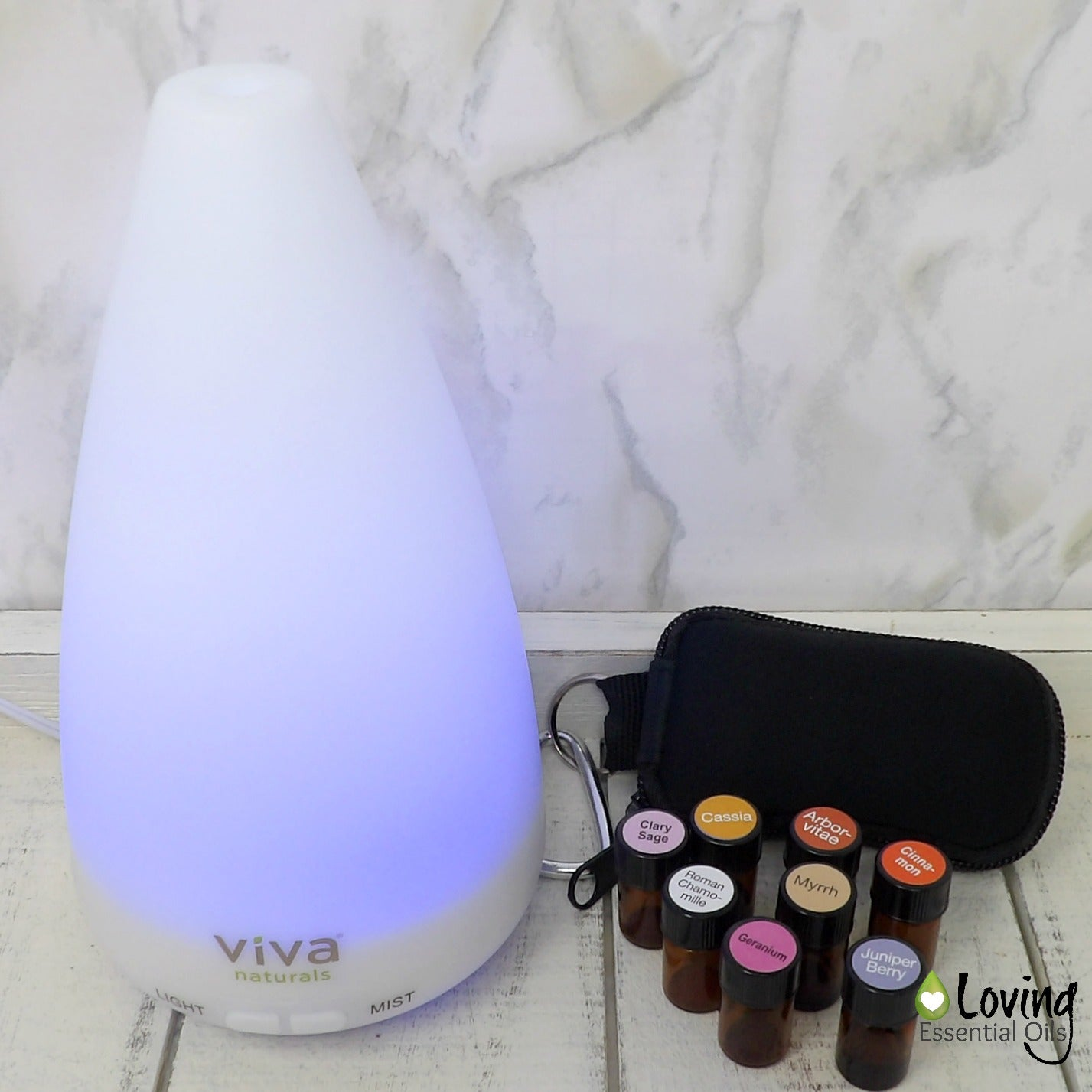 Essential Oil Diffuser Blends For Aromatherapy by Loving Essential Oils