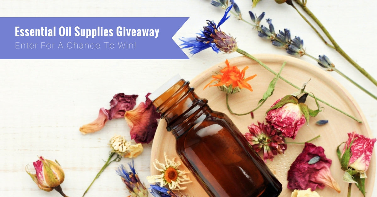 Essential Oil Supplies Giveaway