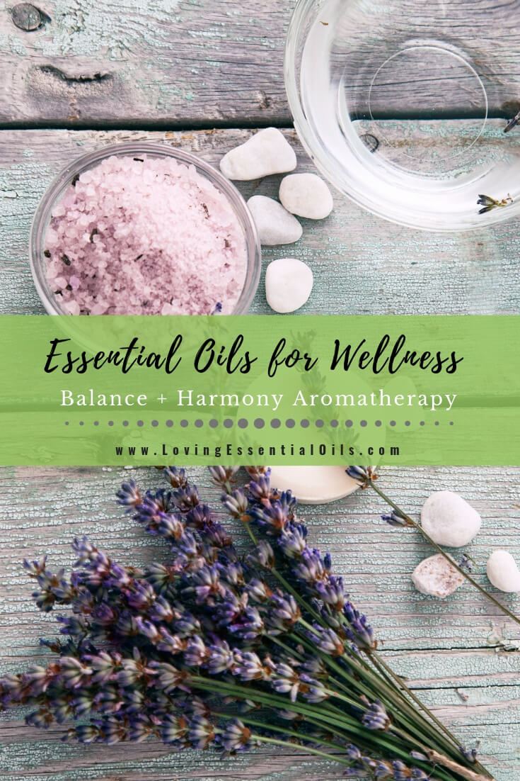 Essential Oils for Wellness