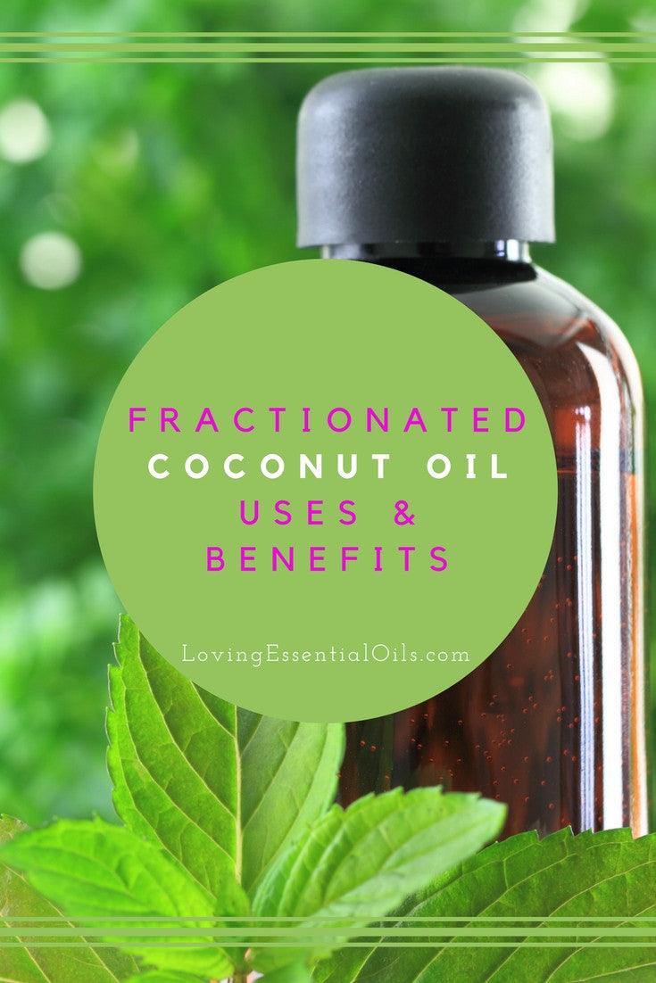 Fractionated Coconut Oil Uses and Benefits - Carrier Oil