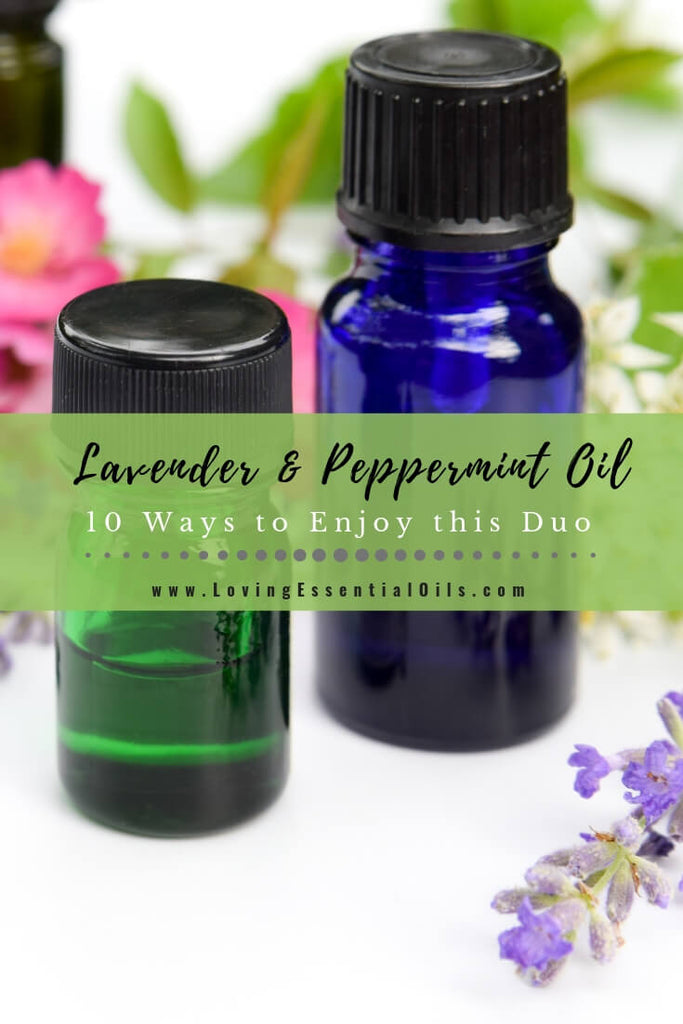 Lavender And Peppermint Oil 10 Ways To Enjoy This Powerful Duo