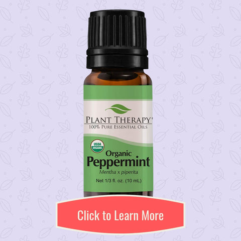 Organic Peppermint Essential Oil from Plant Therapy - Loving Essential Oils