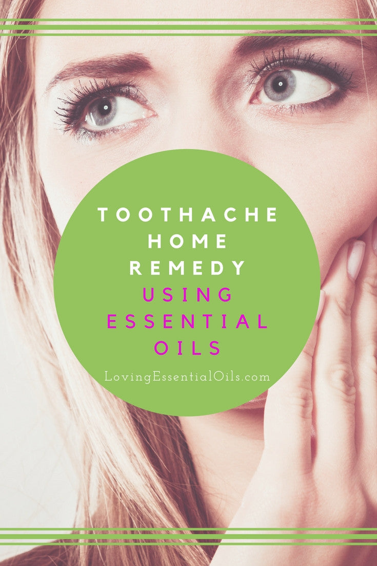 Toothache Home Remedy Using Essential Oils